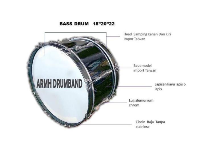 0818-262-175 (XL) Jual Alat Drumband SMP