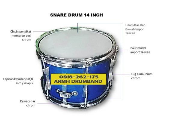 0818-262-175 (XL), Paket Drumband SMP